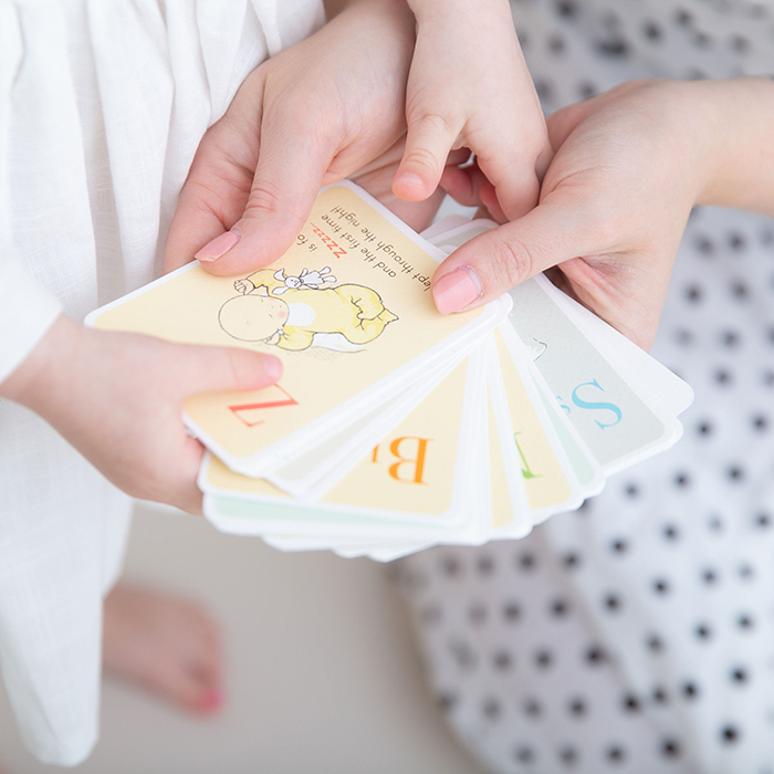 Alphabet Babies Milestone Cards
