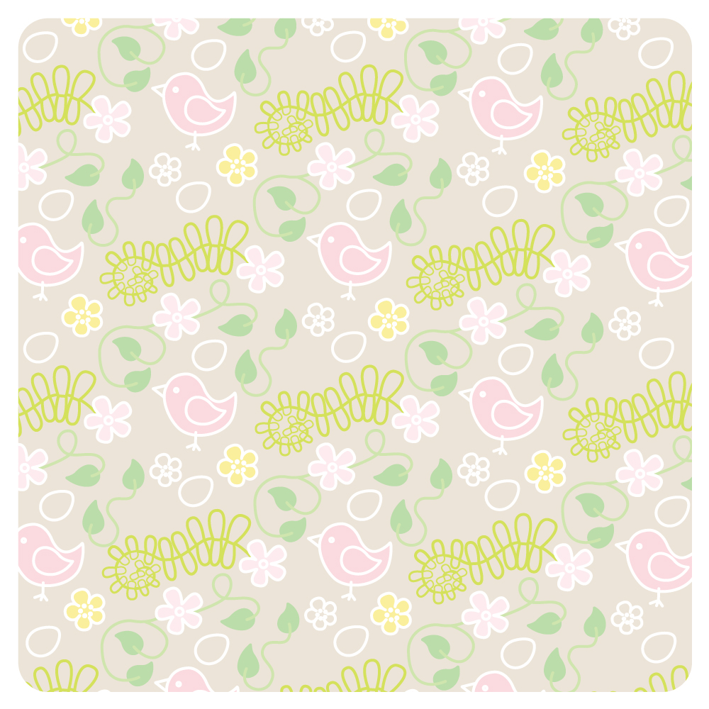 Spring Girl Seasonal Beige